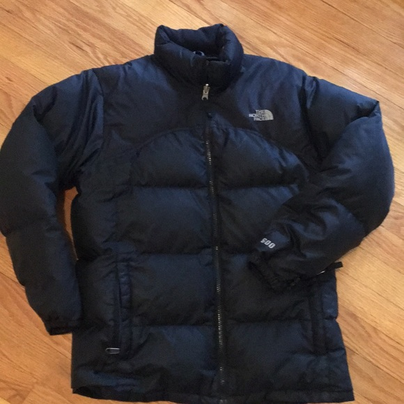 fe9ef7627 Girls The North Face Goose Down Puffer Coat, XL